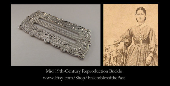 Reproduction Buckles