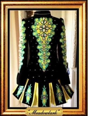 Feis, Irish Dance Dress for Sale