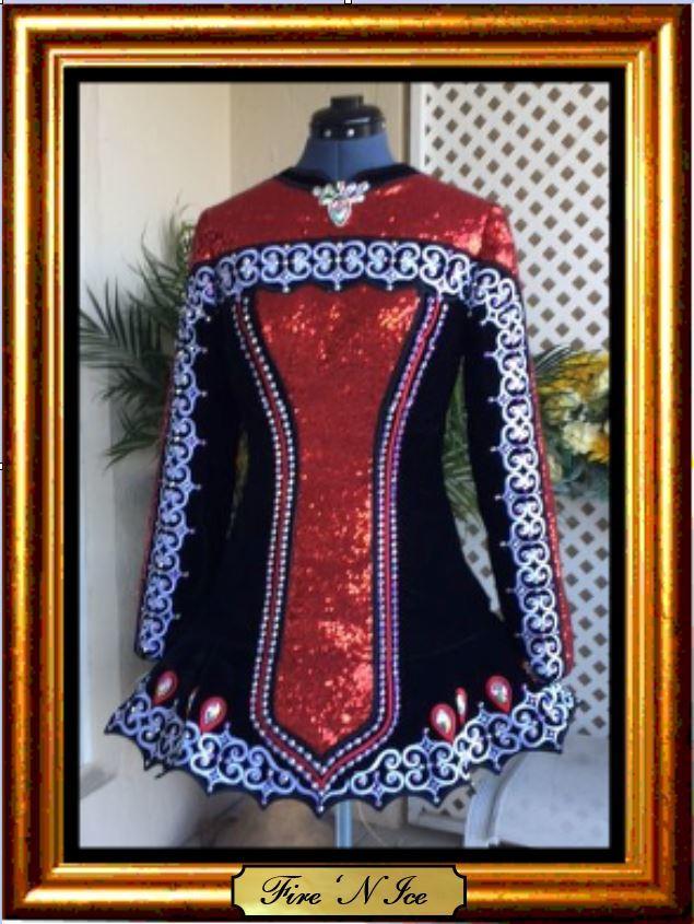 Irish Dance Dress