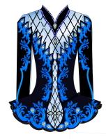 Irish Dance Dress Design, Feis Solo Competition