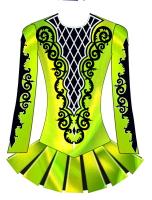 Solo Competition Irish Dance Dress
