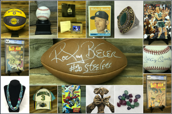 Spectacular Summer Collectibles Sale!