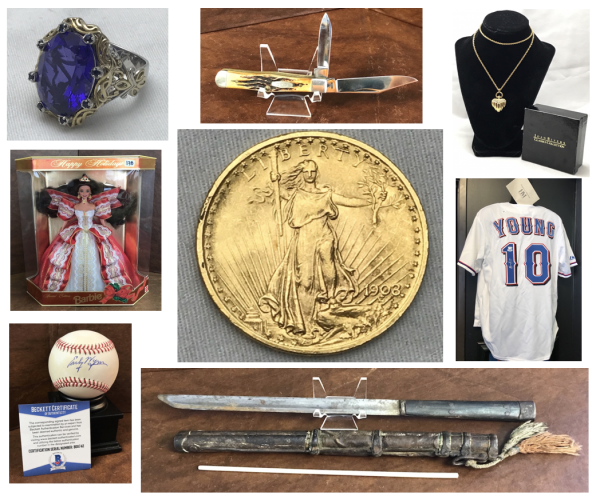 July Collectibles Consignment Gallery Sale!!