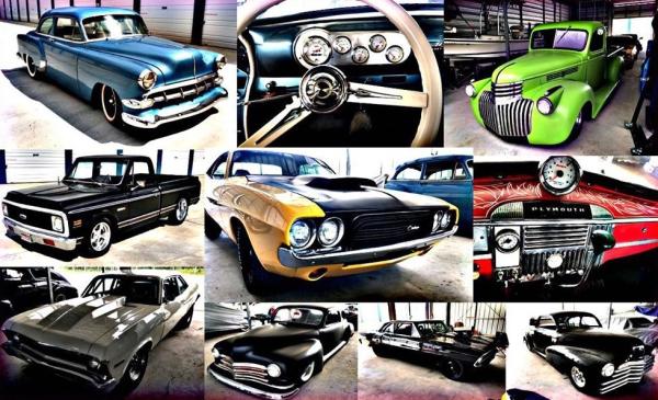 CLASSIC 2 MODERN CAR & PLANE AUCTION