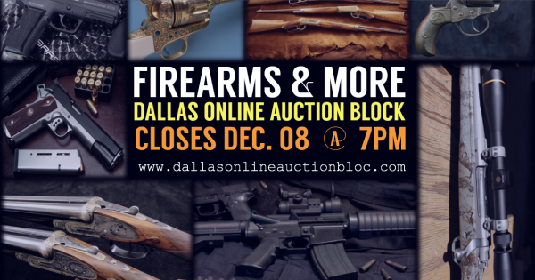 Firearm and Accessories Sale