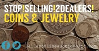 Coins, Gold, Silver, Consignments,