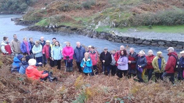 Lough Hyne At the Rapids