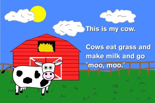Farmer Bill Book Page