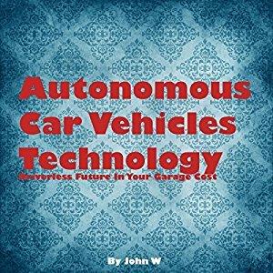Autonomous Car Title on Audible.com