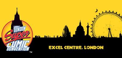 GGComics @ London Super Comic Con February 20 & 21, 2016