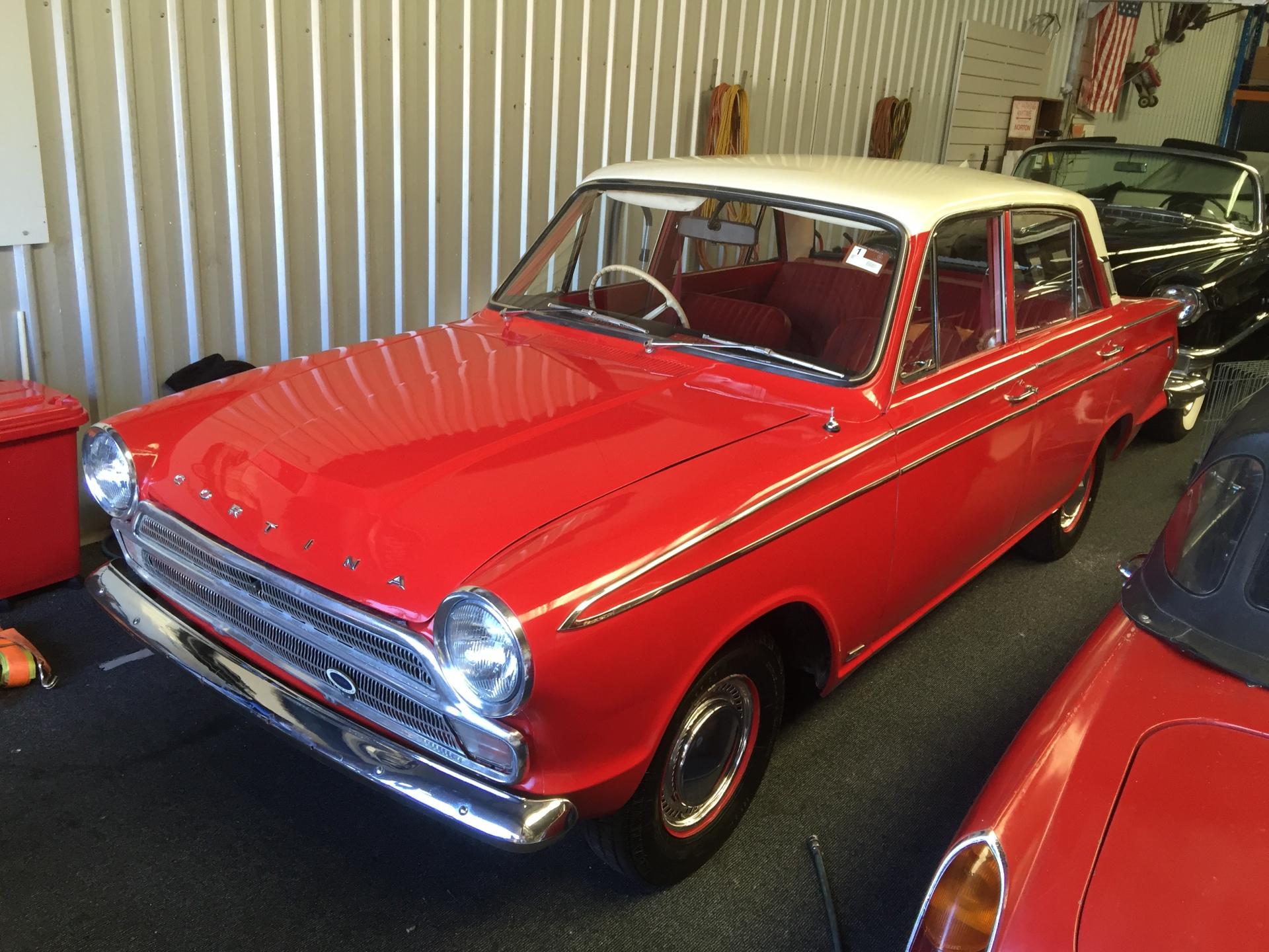 1959 Ford Consul Ute