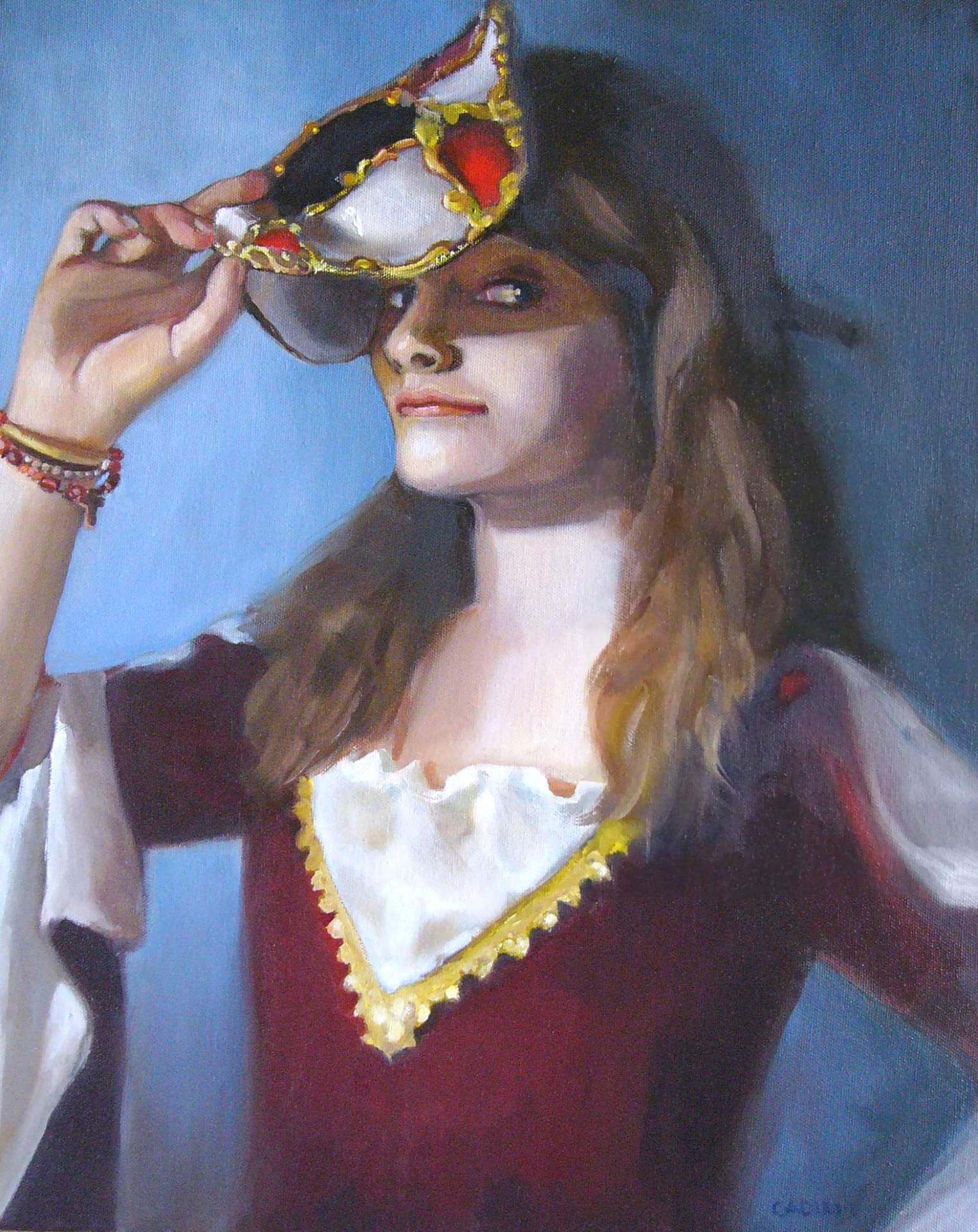 """Masquerade Over"""