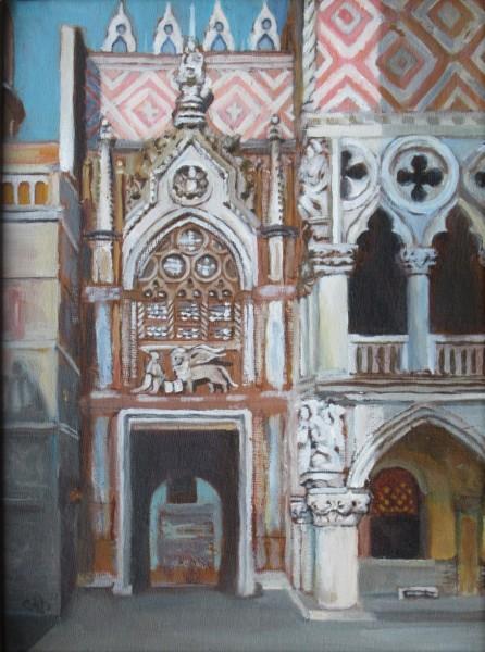 Doge Door, Venice