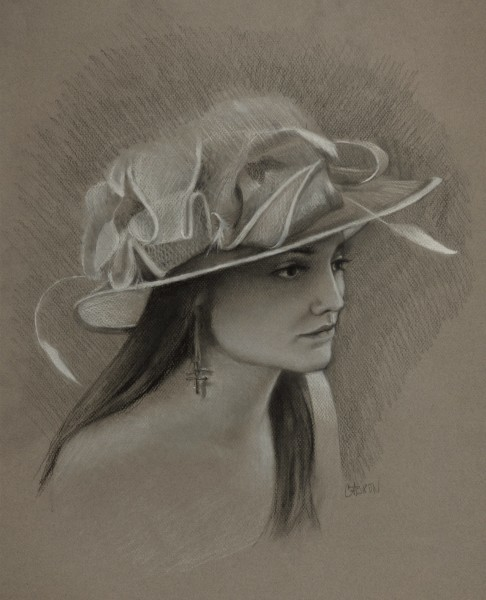 Thinking Hat - SOLD