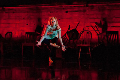 Antaeus Dance - Events Leading Up to My Death at Cleveland Public Theater
