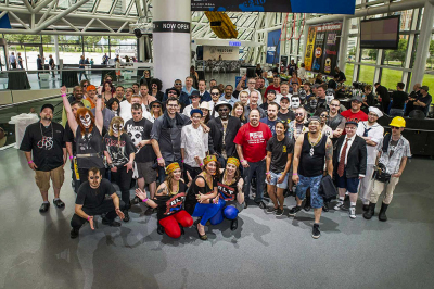 Chef Jam 2015 at the Rock and Roll Hall of Fame