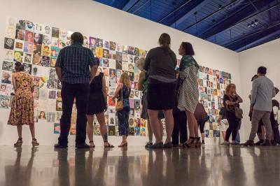 The Artists' Trust exhibition at MOCA Cleveland