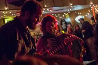 Maura Rogers & the Bellows at the Beachland Ballroom