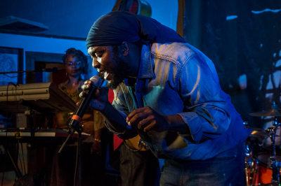 First Annual Cleveland Art & Reggae Fest at Negative Spa