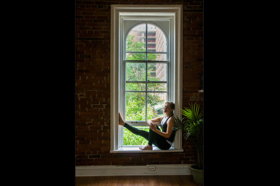 Theresa Gorski of Vision Yoga