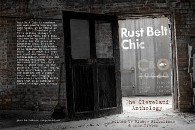 Rust Belt Chic - book cover photo and design