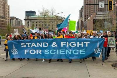 Cleveland March for Science 201
