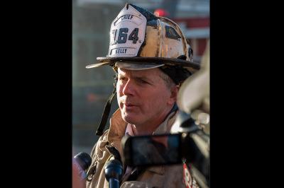 Steve's Lunch fire 2015
