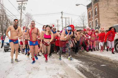 Cupid's Undie Run Cleveland
