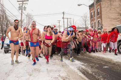 Cupid's Undie Run Cleveland