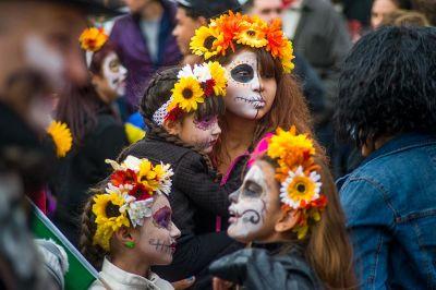 Día de Muertos at Gordon Square
