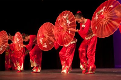 Cleveland Contemporary Chinese Culture Association's Chinese New Year
