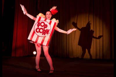 Dahlia D'Luxe - The 4th Annual International Ohio Burlesque Festival