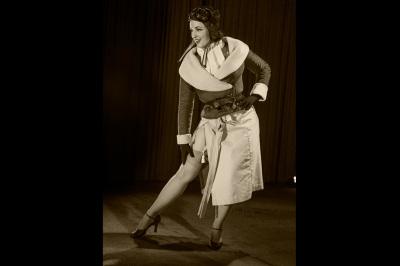 Leena Mynx Allure - The 6th Annual International Ohio Burlesque Festival