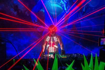 NEMESIS Masquerade Dance Party with DJ/ Producer Kidd Madonny