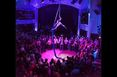 Pandemonium 2017: UNLEASH - Cleveland Public Theater