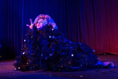Samantha Echo - 2nd Annual Drag Showcase at the Beachland Ballroom