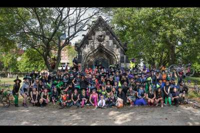 Cleveland Witches Ride 2017