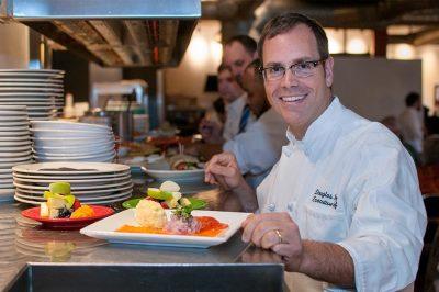 Chef Douglas Katz - Fire Food & Drink