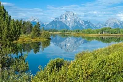 fine art photography, , mountains. landscape, The Grand Tetons
