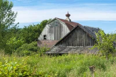 fine art photography, barn, Conneaut