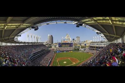 Cleveland, Ohio, Cleveland Indians, Progressive Field