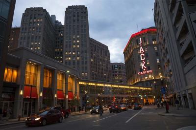 Cleveland, Ohio, Jack Casino, Downtown Cleveland