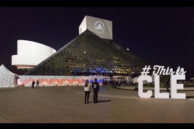 Cleveland, Ohio, Rock & Roll Hall of Fame
