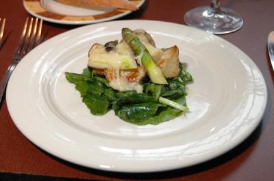cuisine, Parker's, Cleveland