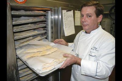 cuisine, chef, Restaurateur Dominic Cerino, Carrie Cerino's Ristorante, Cleveland