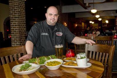 cuisine, chef, Chef Demetrios Atheneos, Deagan's Kitchen & Bar