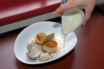 Light Bistro, cuisine