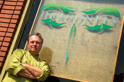 cuisine, chef, Marlin Kaplan, Dragonfly