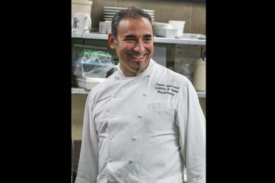 cuisine, Chef Dante Boccuzzi of Dante