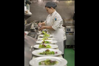 cuisine, Dante